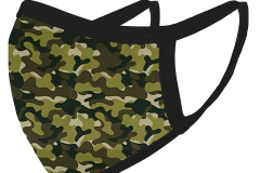 Green Camo Mask_FLOATING