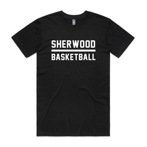 Sherwood Basketball t-shirt