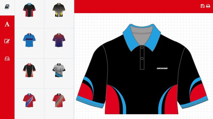Get creative & Design Your Own Teamwear for your Sports Club
